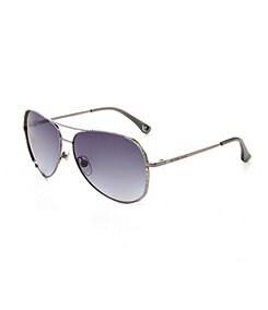 MICHAEL Michael Kors Sadie Aviator Sunglasses