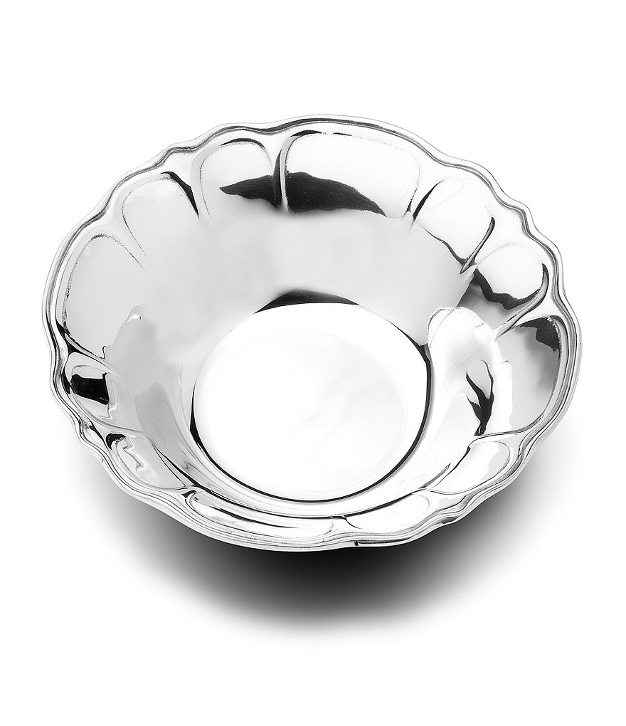 Wilton Armetale Stafford Medium Round Bowl