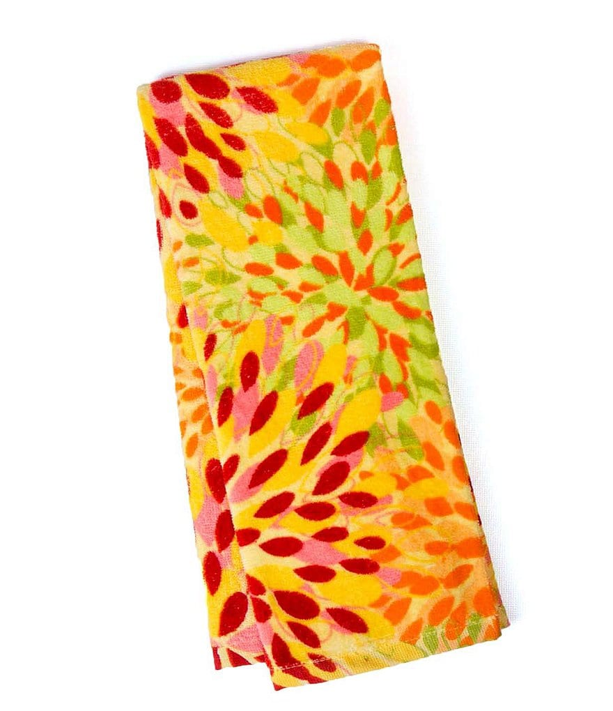Fiesta Calypso Kitchen Towels