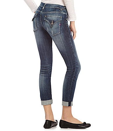 Vigoss New York Tomboy Skinny Jeans