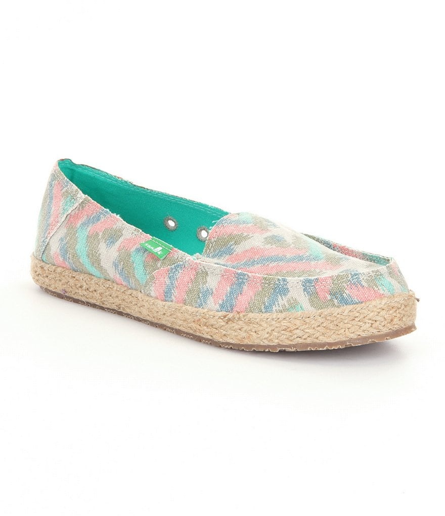 Sanuk Funky Fiona Slip-On Shoes