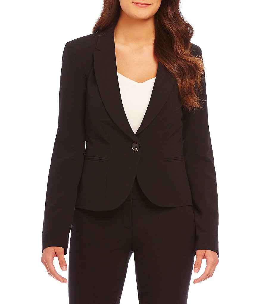 Takara Long-Sleeve Suiting Jacket