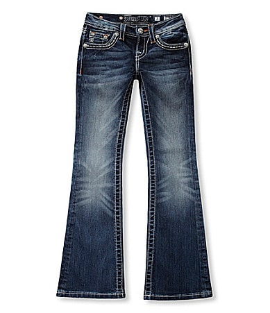 Miss Me Girls 7-16 Western Carnival Bootcut Jeans