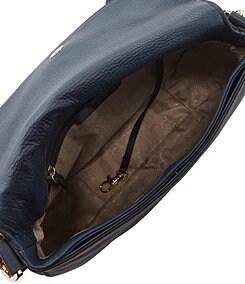 MICHAEL Michael Kors Weston Medium Fringe Tassel Convertible Shoulder Bag