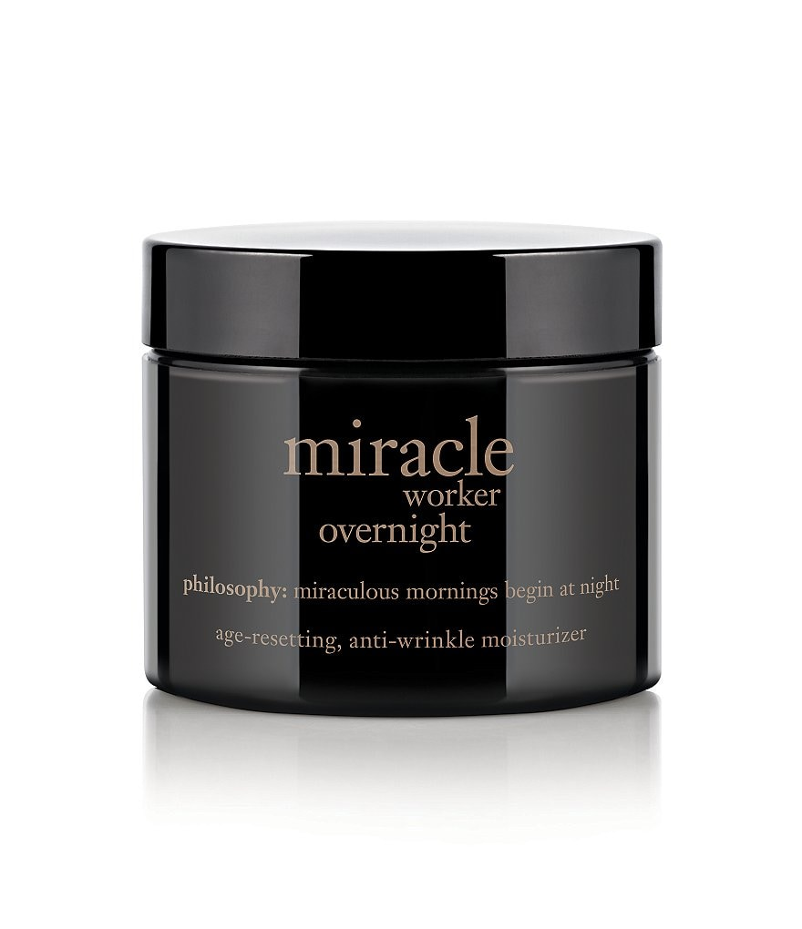 philosophy miracle worker overnight night cream