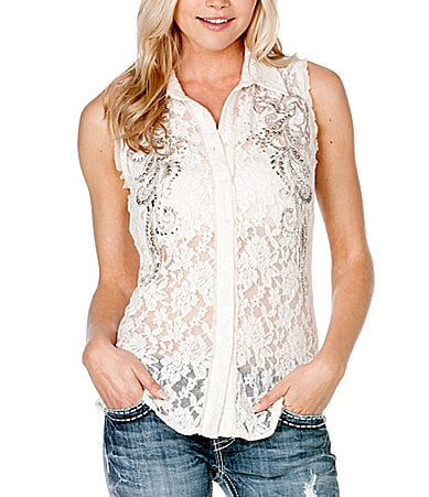 Miss Me Lace Top