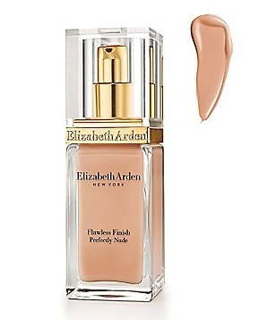 Elizabeth Arden Flawless Finish Perfectly Nude Foundation Broad Spectrum Sunscreen SPF 15