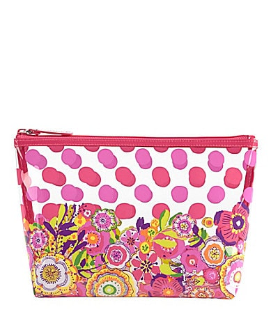 Vera Bradley Clear Beach Cosmetic Case $ 24.00