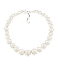 Carolee Picnic Pearls Graduated Pearl Necklace