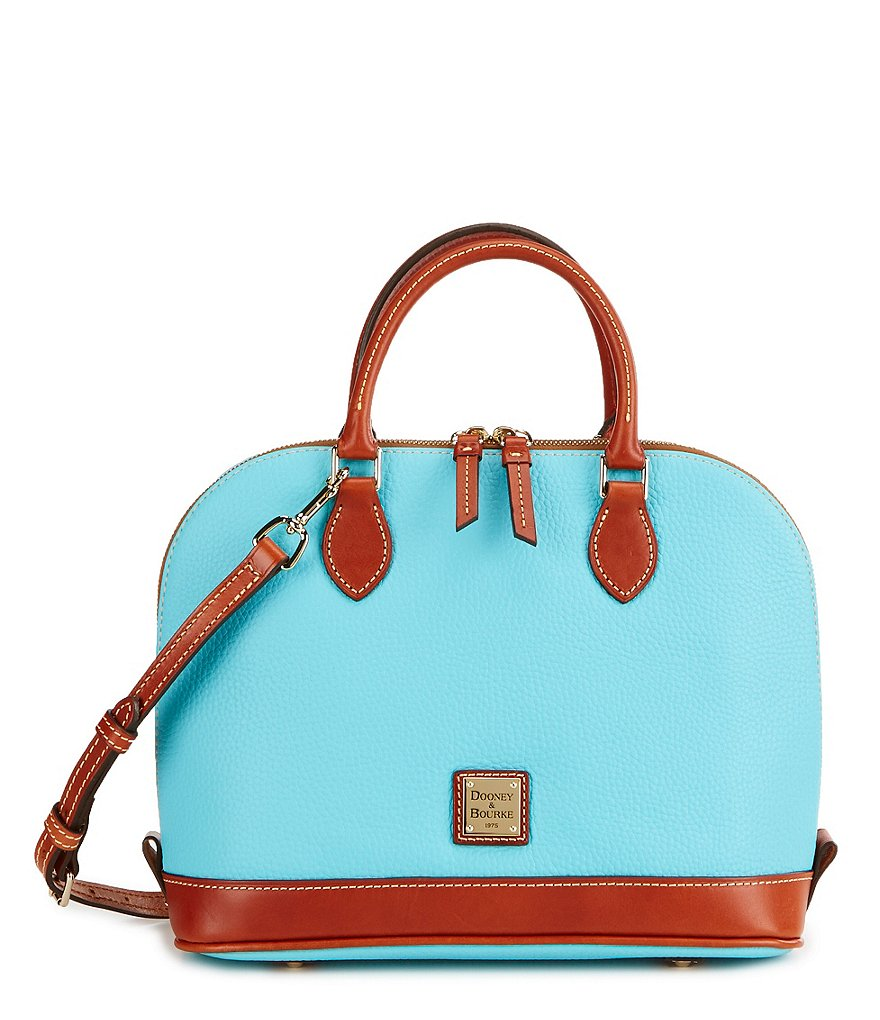 Dooney & Bourke Zip Zip Dome Satchel