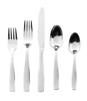 Oneida Everdine Modern Stainless Steel Flatware