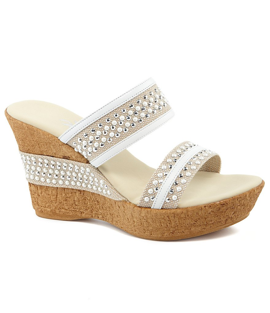 Onex Breeze Casual Wedge Sandals