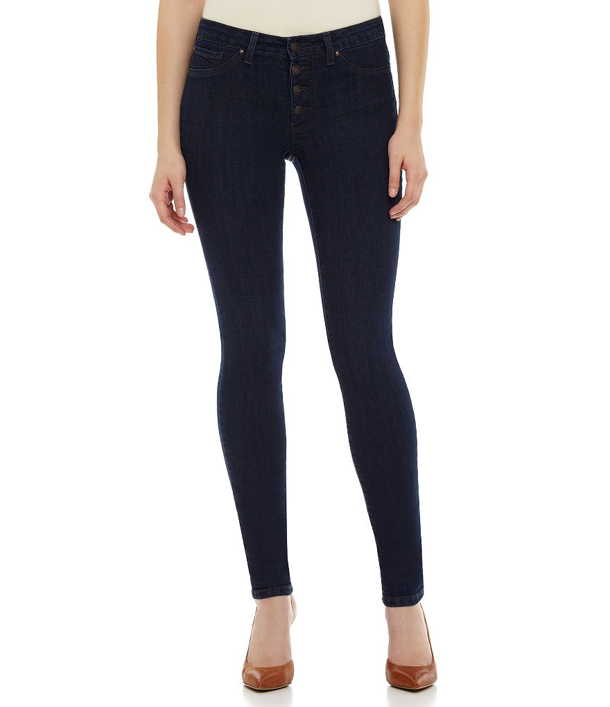 Jessica Simpson Vintage High-Rise Skinny Jeans