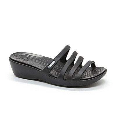 Crocs Rhonda Wedge Sandals $ 39.99