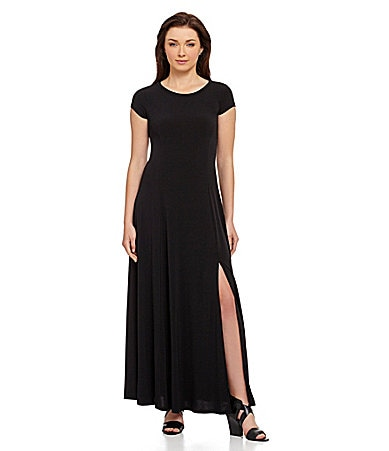 MICHAEL Michael Kors Matte Jersey Maxi Dress
