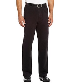 Cremieux Madison Classic Fit Flat-Front Chino Pants