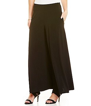 IC Collection Elastic Cropped Pants