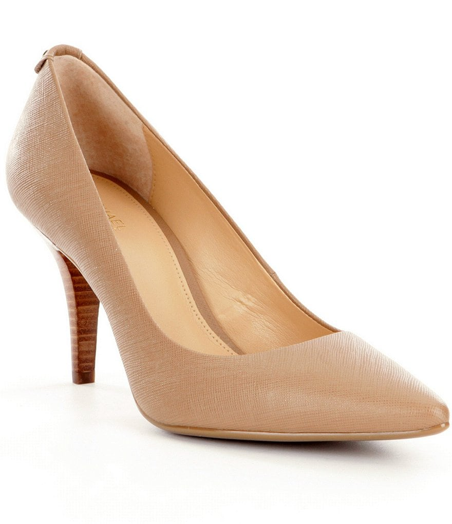 MICHAEL Michael Kors MK-Flex Pointed-Toe Pumps