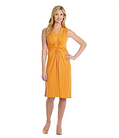 Preston & York Bailey Knot Dress $ 79.00