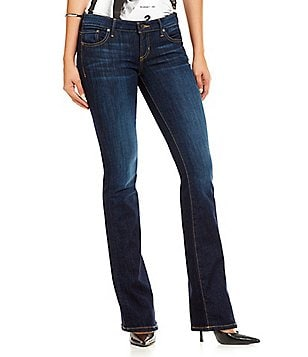 Guess Low-Rise Bootcut Jeans