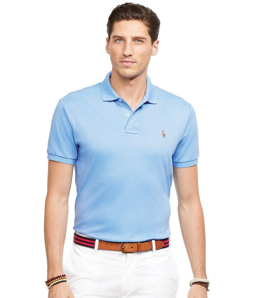 Polo Ralph Lauren Classic-Fit Pima Soft-Touch Polo Shirt