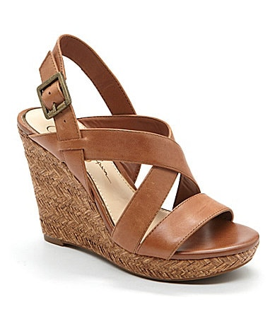 Jessica Simpson Jerrimo Wedge Sandals