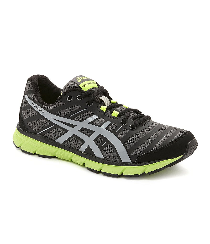 asics gel zaraca 2 running shoes dillards