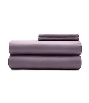 Noble Excellence 400-Thread-Count Egyptian Cotton Sateen Sheet Set