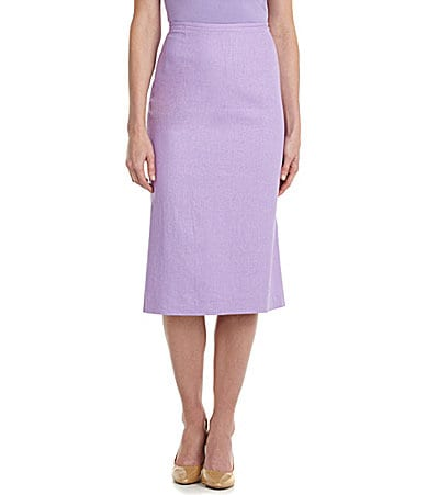 Preston & York Taylor Linen-Blend Skirt $ 59.00