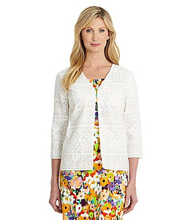 Preston & York Patience Embroidered Jacket $ 89.00