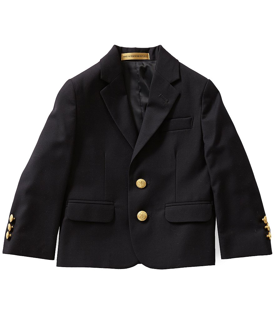 Class Club Gold Label Little Boys 2T-7 Blazer