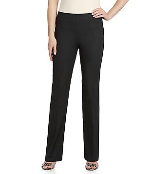 ZOZO Chloe Side-Zip Full-Length Pants