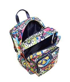 Vera Bradley Lighten Up Large Backpack