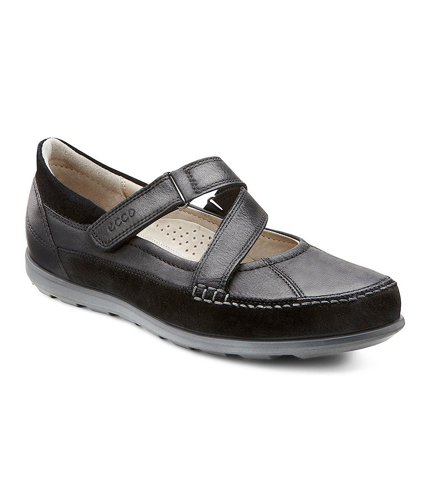 ECCO Cayla Mary Jane Casual Flats