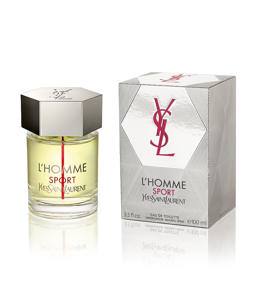 Yves Saint Laurent L´Homme Sport Eau de Toilette Spray