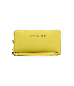 MICHAEL Michael Kors Jet Set Large Multifunction Phone Wristlet