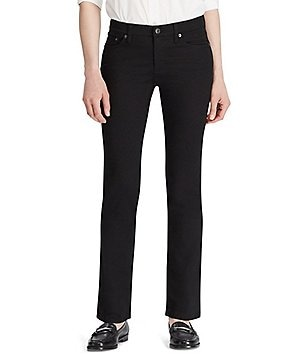 Lauren Jeans Co. Super Stretch Slimming Modern Curvy Jeans