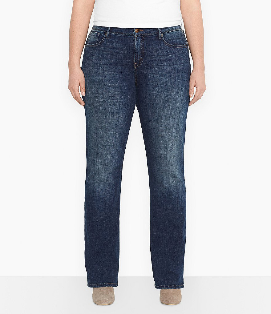 Levi's Plus 512™ Perfectly Shaping Bootcut Jeans