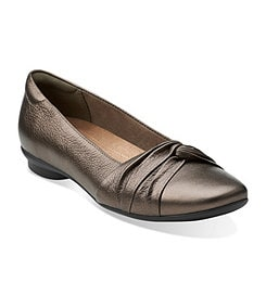 Clarks Candra Gleam Loafers
