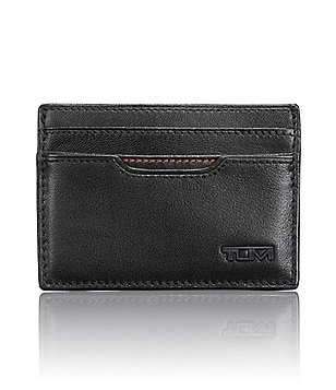Tumi ID Lock Money Clip Card Case