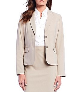 Calvin Klein Notch-Collar Jacket Image