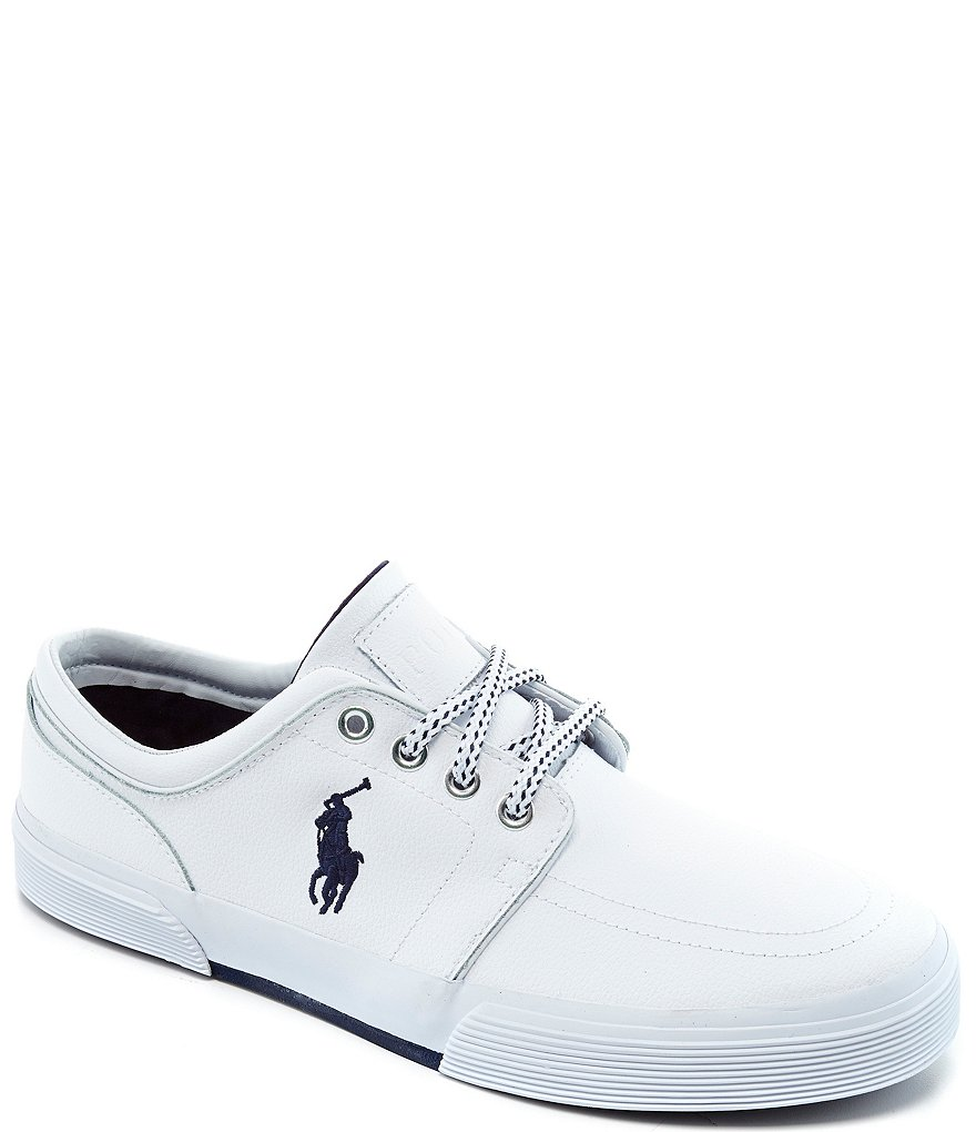 Polo Ralph Lauren Faxon Low Casual Sneakers