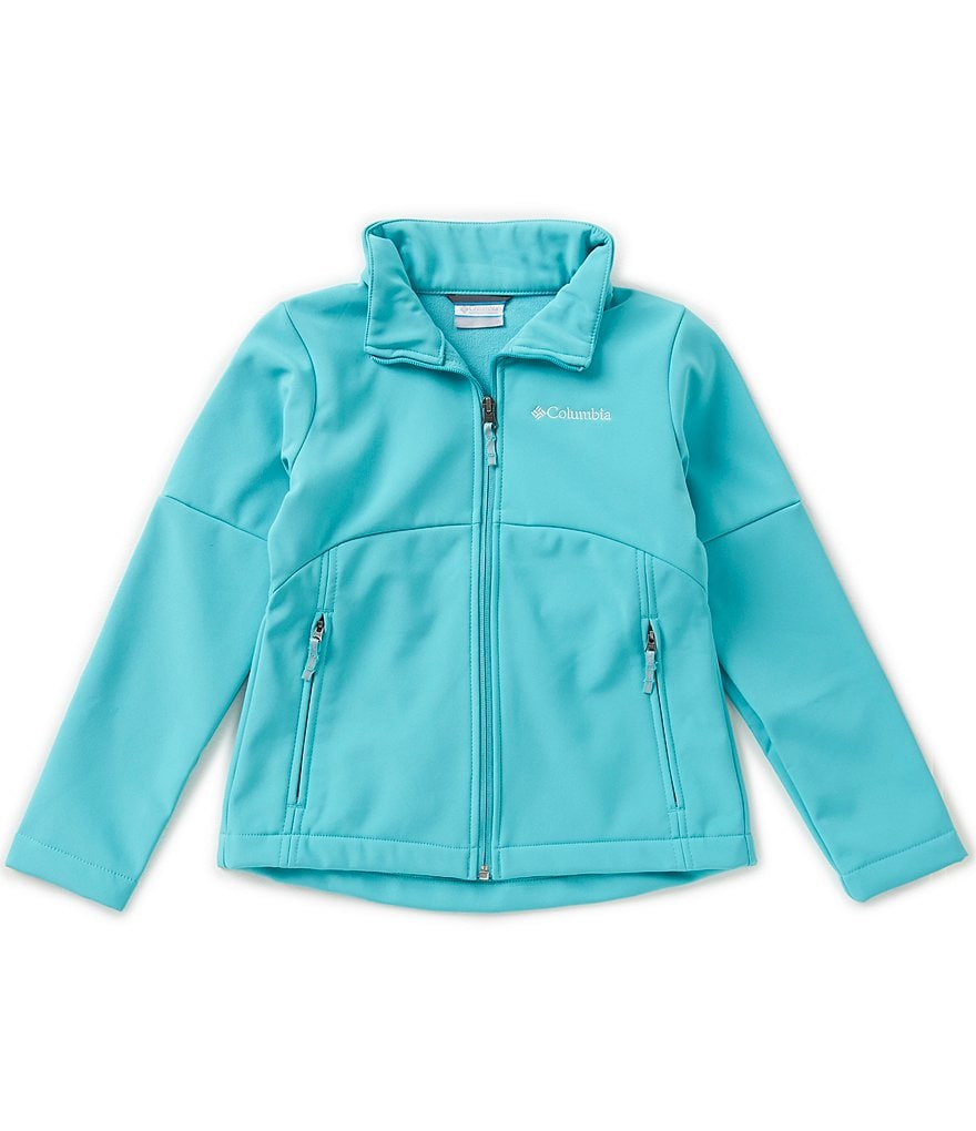Columbia 7-16 Brookview Softshell Jacket