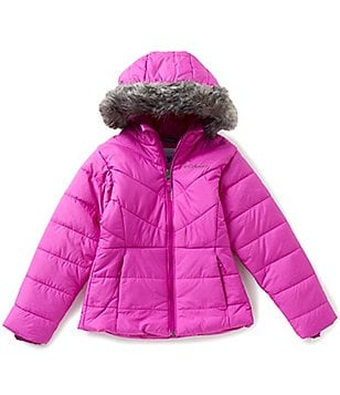 Columbia 7-16 Katelyn Crest Hooded Jacket