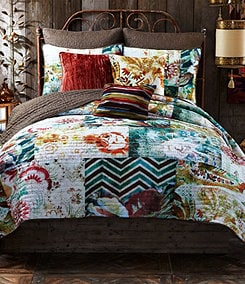 Poetic Wanderlust by Tracy Porter Michalia Quilt Collection