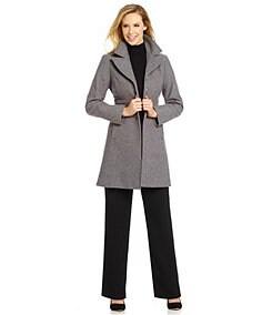 Preston & York Notch-Collar Walker Coat