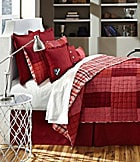 Cremieux Zachary Red Quilt Collection