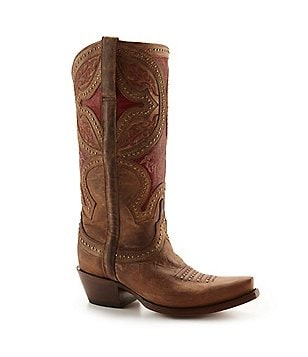 Lucchese Since 1883 Mosaic Boots