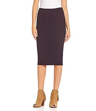 Michael Stars Esa Convertible Midi Pencil Skirt
