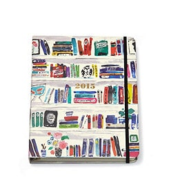 kate spade new york 2015 Large Agenda Bookshelf